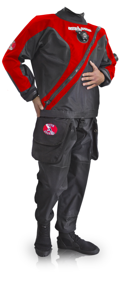 Solo MG Trilaminate Dry Suit
