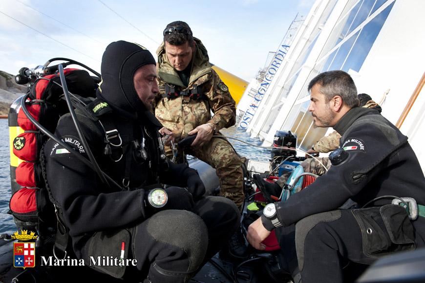 Tech Deep Marina Militare