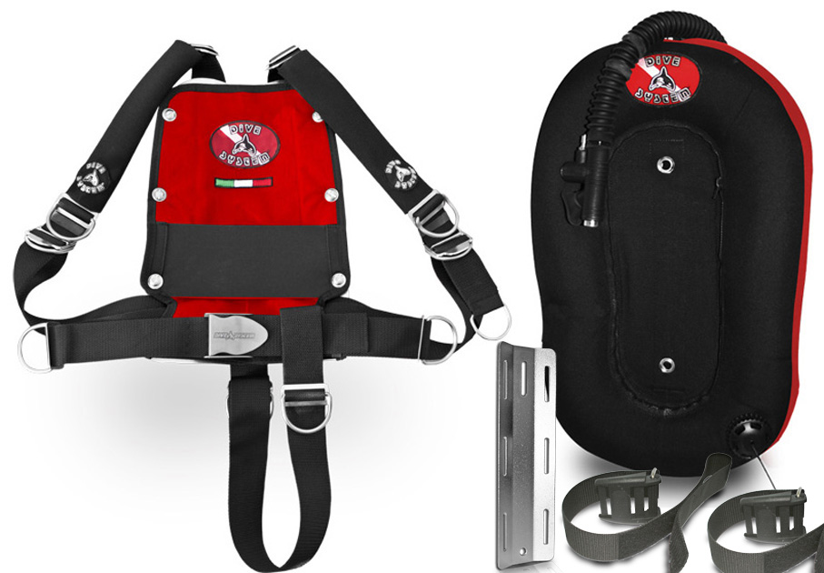 x3m wing style bcd divesystem